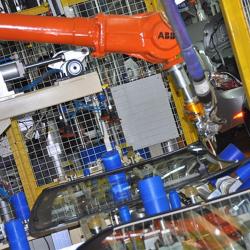工业机器人应用系列(汽车/轨道交通行业)